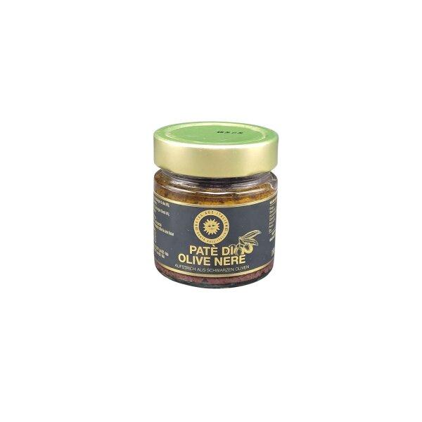 Patè di olive nere 180 g