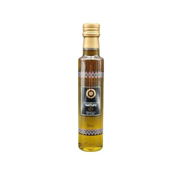 Condimento all olio extrav di oliva con tartufo 250 ml