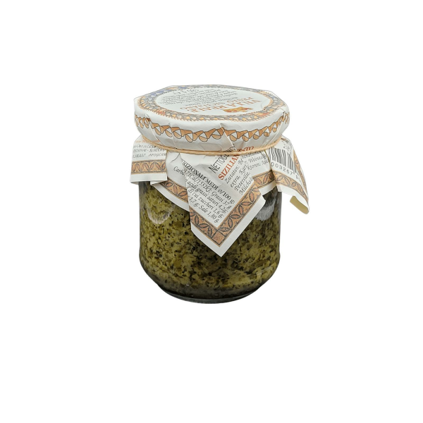 Pesto siciliano 180 g