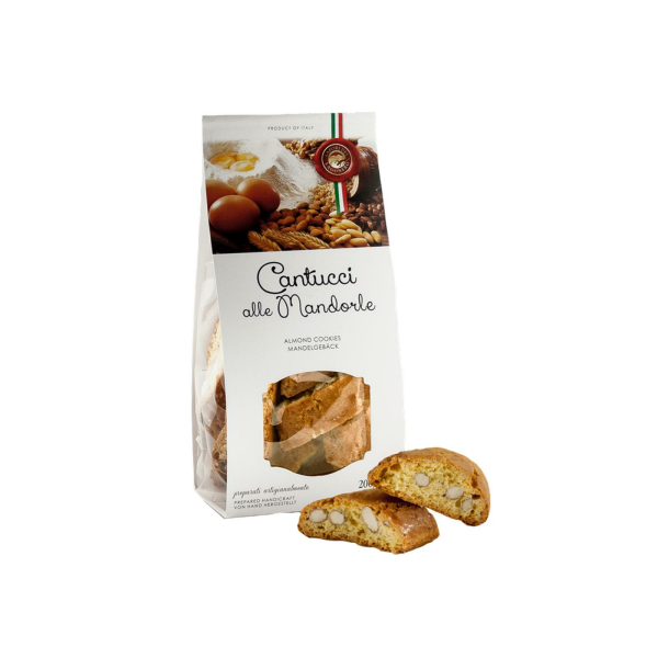 Cantuccini mit Mandeln 200 g