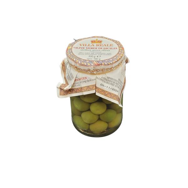 Oliven naturbelassen 300 g