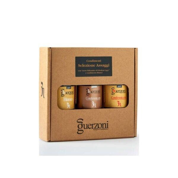 Organic DEMETER  Assaggio Selection (Bronze, White, Red - 3 x 100 ml/3 fl oz)