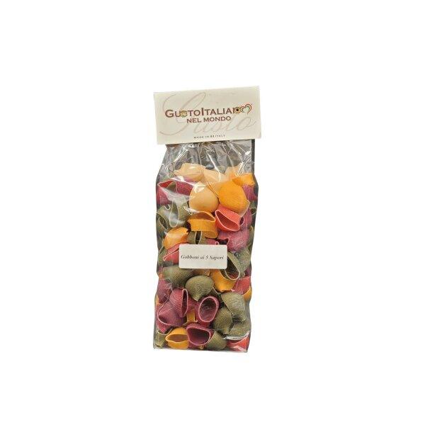 Gobboni Bunte Nudeln 500 g