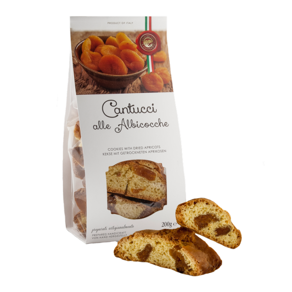 Cantuccini mit Aprikose 200 g