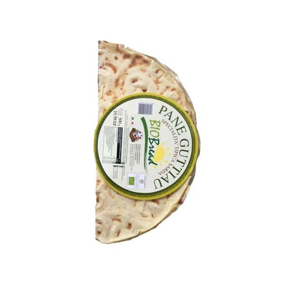 BIO Guttiau typisches Brot aus Sardinien (mit Öl und Salz) 300 g          IT BIO 013