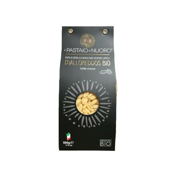 BIO Malloreddos Senatore Cappelli 500 g          IT BIO 013