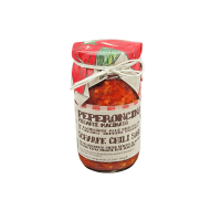 Rotes sehr scharfes Pesto 180 g