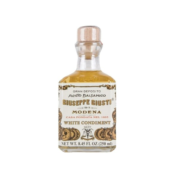 Condimento Balsamico Bianco cubica 250 ml
