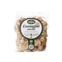 ORGANIC dried chestnuts 250 g/8,82 Oz