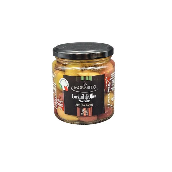 Oliven Cocktail ohne Stein 280 g