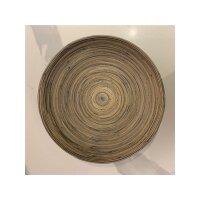 Bambus Teller 35 x H 9