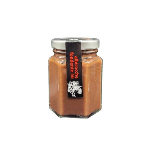 Confettura di Albicocca e Fondente 120 g