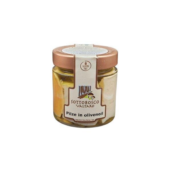 Porcino Tagliato in Olio di Oliva 200 g