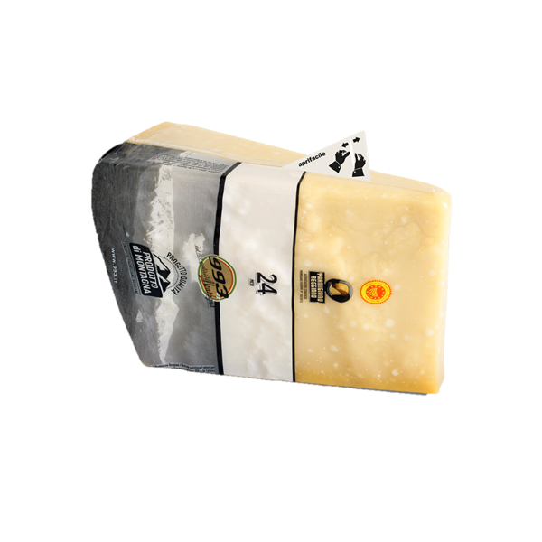 Parmesan cheese from the mountains 24 months ~ 1000 g/35 oz