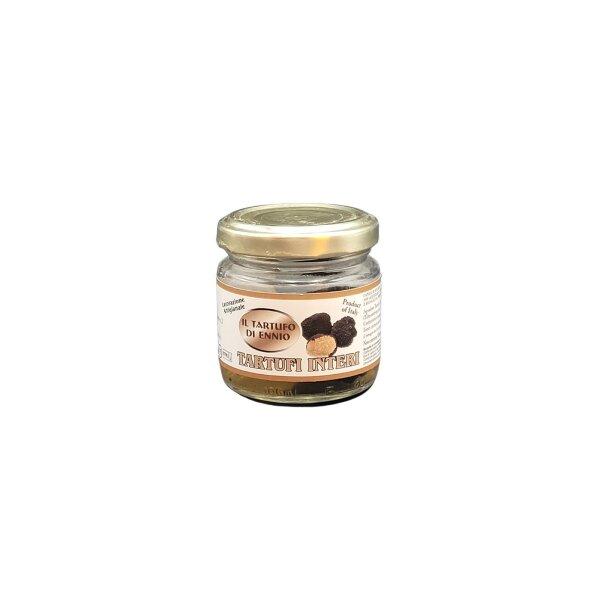 Ganzer schwarzer Sommer-Trüffel 50 g